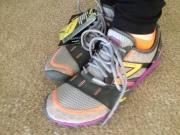 New kicks!